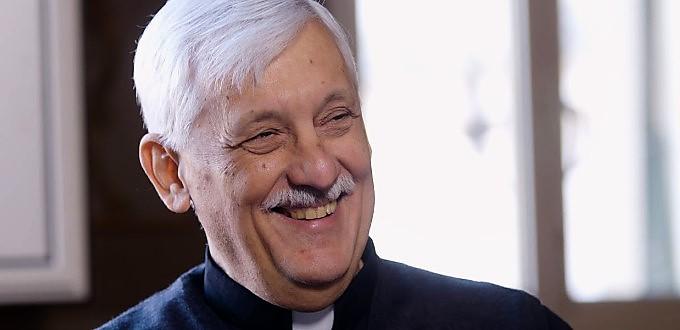 P. Arturo Sosa: «La Iglesia del futuro tiene que tener una jerarquía distinta, con unos ministerios distintos»