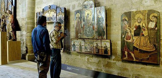 Ultimátum de la justicia a la Generalidad de Cataluña para que devuelva los bienes del Monasterio de Sijena