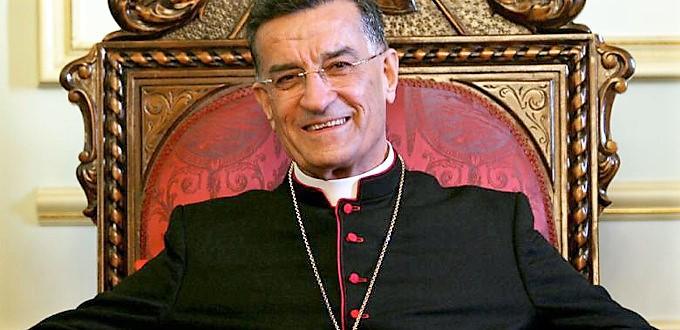 Patriarca maronita pide a católicos que participan en los medios que sean fieles a las enseñanzas de la Iglesia