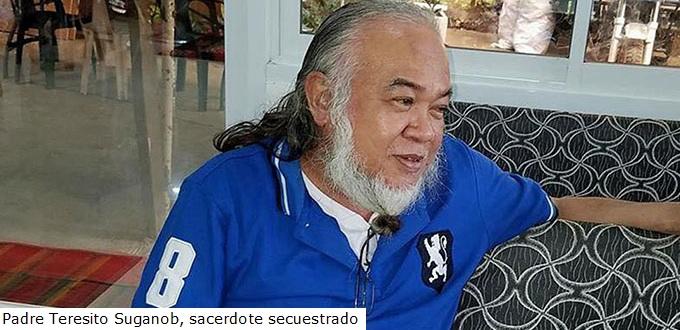 El padre Chito, secuestrado por el ISIS en Manila