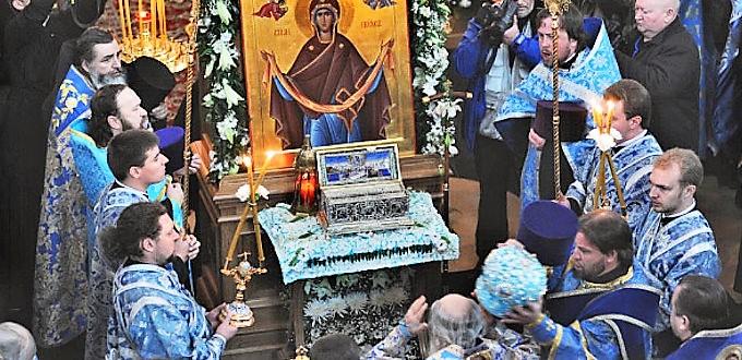 Veneración común de reliquias, instrumento de ecumenismo entre católicos y ortodoxos