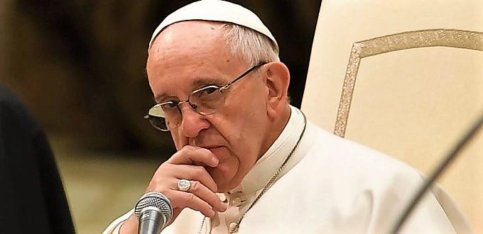 El Papa pide que aquellos de quienes se sospecha que son homosexuales no entren en los seminarios