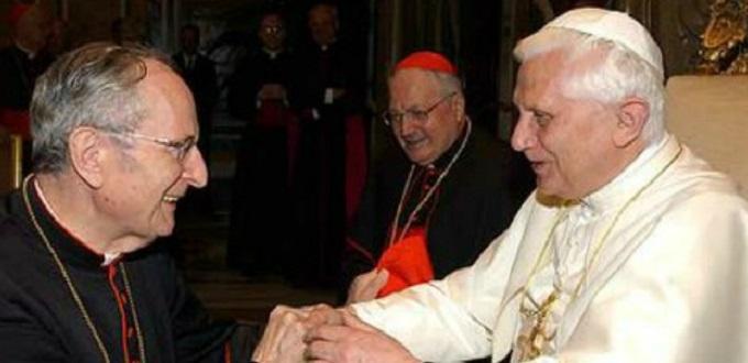 Benedicto XVI: la Iglesia tiene necesidad apremiante de pastores que resistan el espíritu de la época