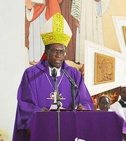 La Conferencia Episcopal presenta denuncia por homicidio del obispo de Bafia