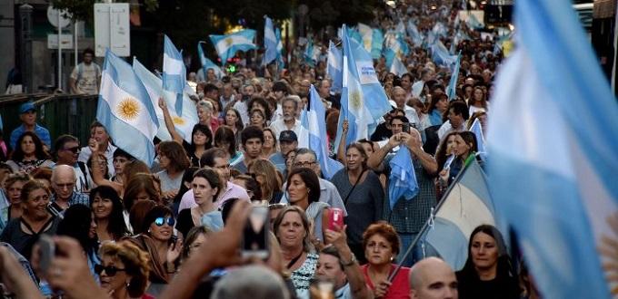 Marcha por la Vida - Argentina 2017