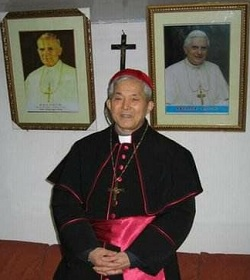 Fallece el obispo chino Mons. Hu Xiande, recluido 7 años en campos de trabajos forzados