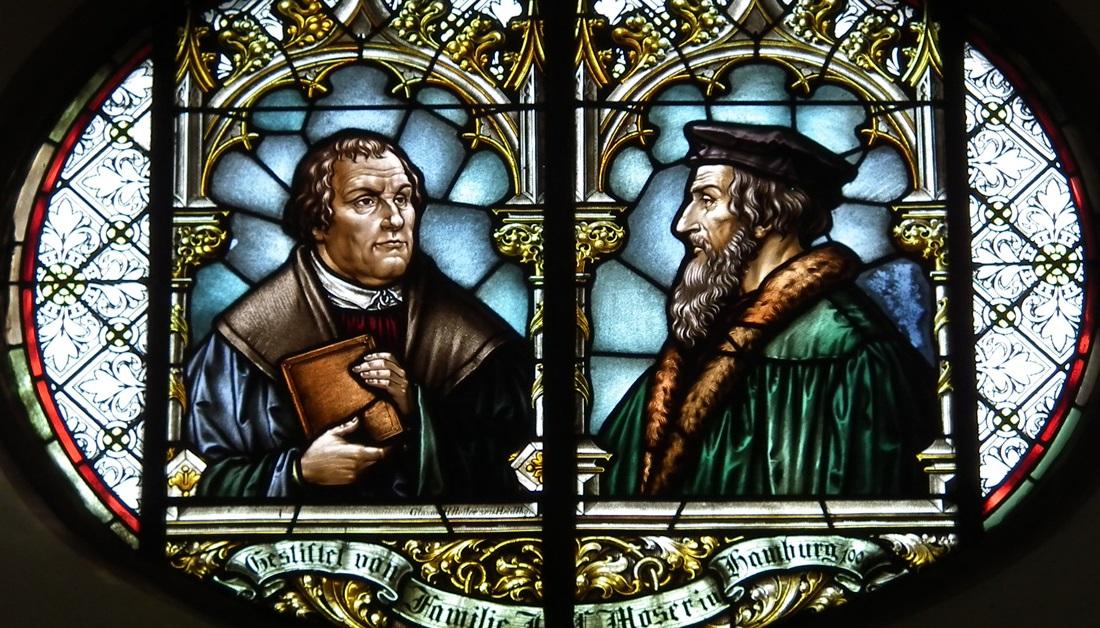 Lutero y Calvino