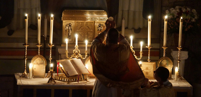 Frutos de la gracia del Motu Proprio Summorum Pontificum
