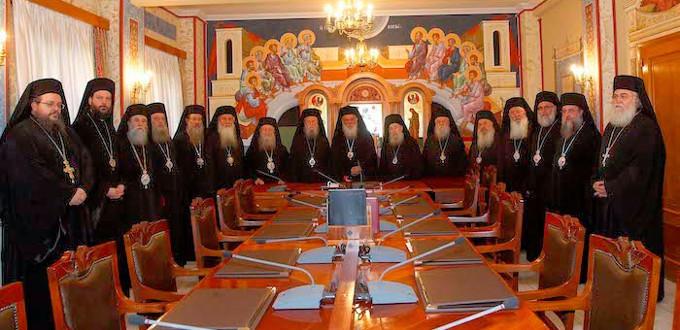 Los obispos ortodoxos griegos califican de inmoral y monstruosa la ley de cambio de sexo