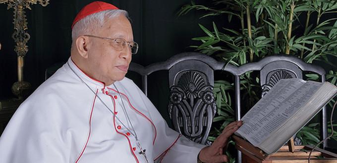 Fallece el cardenal filipino Ricardo Jamin Vidal