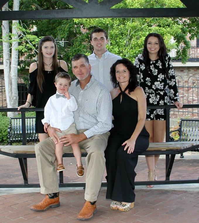 Hay muchas familias que adoptan niños con síndrome de Down
