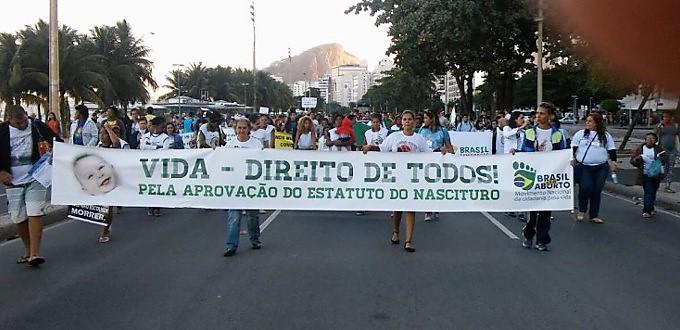 Brasil: una comisión de la Cámara de Diputados propone penalizar todos los abortos