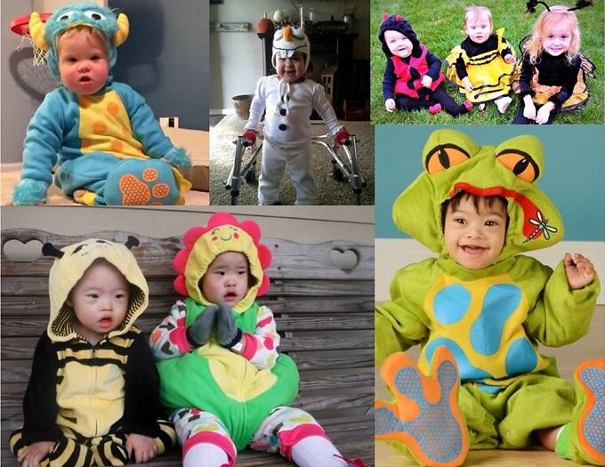 Niños con síndrome de Down