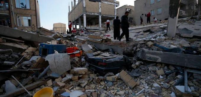 El Papa envía su pésame a los gobiernos de Irán e Irak por el terremoto que ha afectado a ambos países