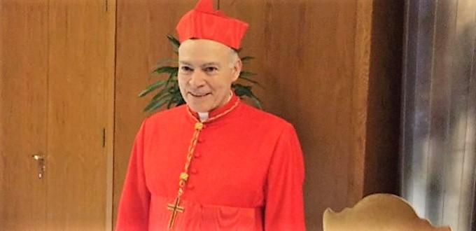 El Papa nombra arzobispo de México al cardenal Aguiar