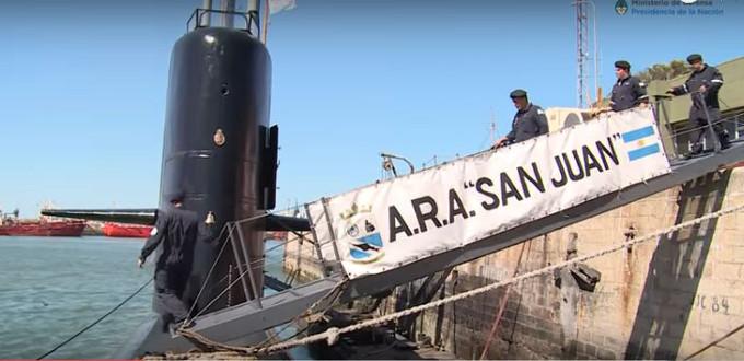 Los obispos argentinos se muestran conmovidos y perplejos ante la tragedia de los tripulantes del submarino ARA San Juan