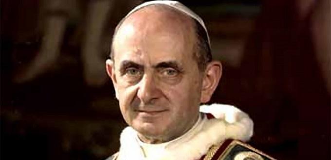 Pablo VI dejó escrito por carta su renuncia al pontificado en caso de un «grave y prolongado impedimento»