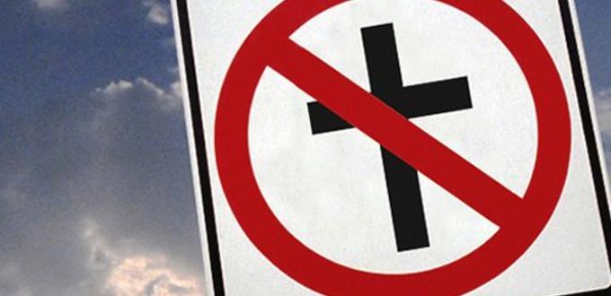 La Cruz Roja en Lieja ordena quitar los crucifijos de las sedes de sus locales