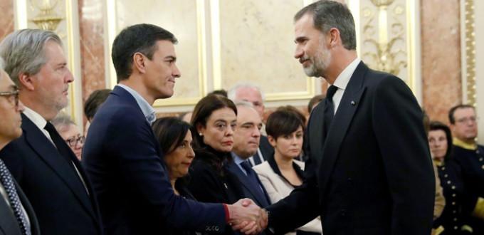 La Constitución que quiere el PSOE: «Matrimonio» homosexual, muerte «digna» y laicidad del Estado