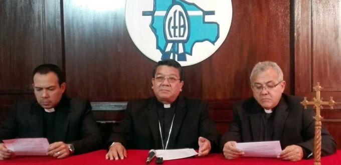 Los obispos bolivianos piden abrogar el nuevo Código del Sistema Penal