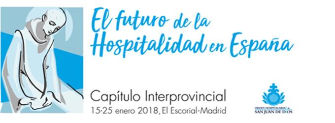 Capítulo interprovincial de la Orden Hospitalaria de San Juan de Dios sobre su futuro en España