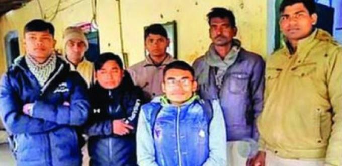 Tres cristianos protestantes nepaleses arrestados porque «difundían el cristianismo»