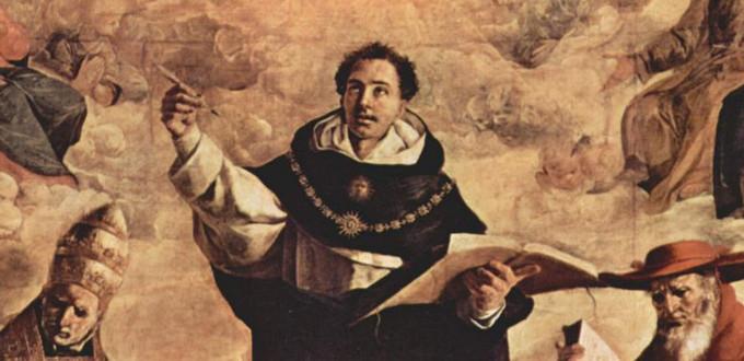 Santo Tomás de Aquino: la razón silenciosa