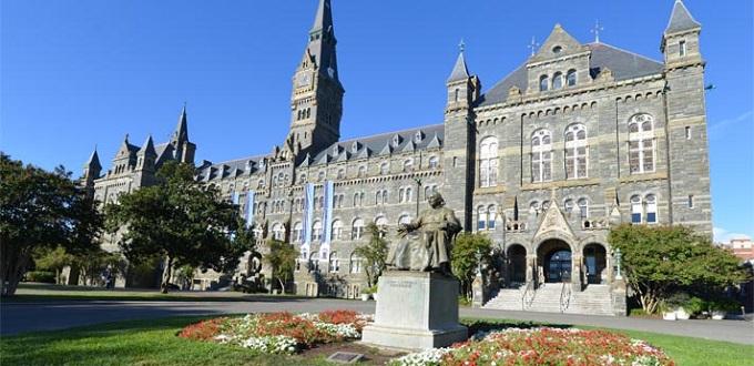 Universidad de Georgetown aprueba viviendas universitarias solo para LGBT