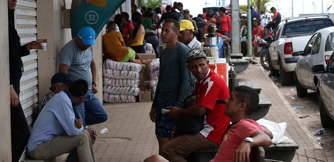 Las Escalabrinianas piden acogida para los migrantes venezolanos