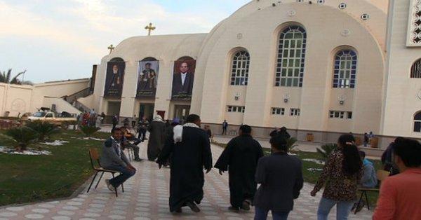 Una catedral dedicada a los mártires egipcios decapitados en Libia