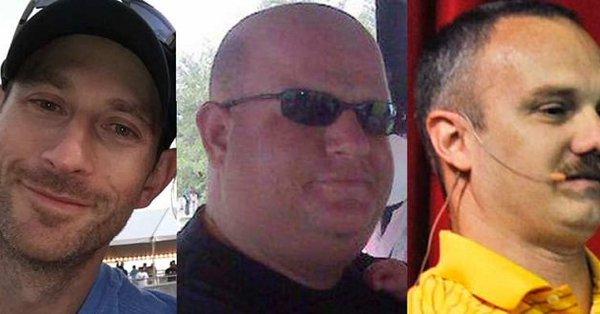 Tiroteo de Florida: Hombres ordinarios se convierten en héroes extraordinarios