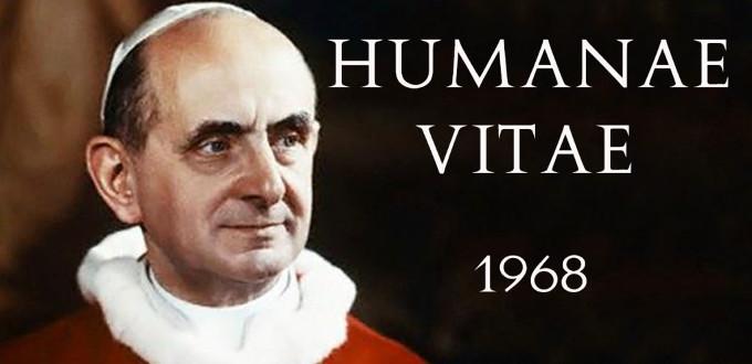 50 años de la Humanae vitae