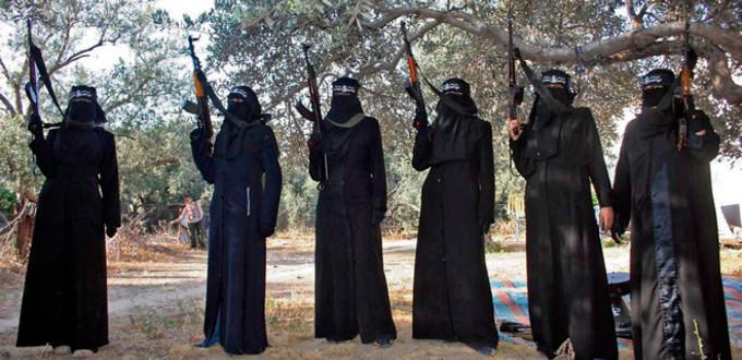 Irak empieza a juzgar a las mujeres extranjeras que se unieron al Ejército Islámico