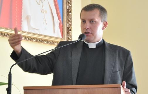 Monseñor Krzysztof Marcjanowicz, nuevo ceremoniero pontificio
