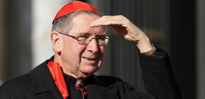 El Papa eligió como enviado especial suyo para Scranton al cardenal Mahony, encubridor de abusos