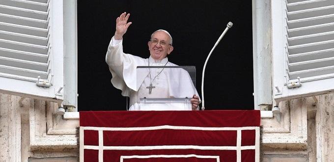 Papa Francisco:  «Jesús en la cruz es salvación para la humanidad»