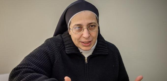 Sor Lucía Caram: «A los cristianos nos salvó Jesucristo y, en estos momentos, el papa Francisco»