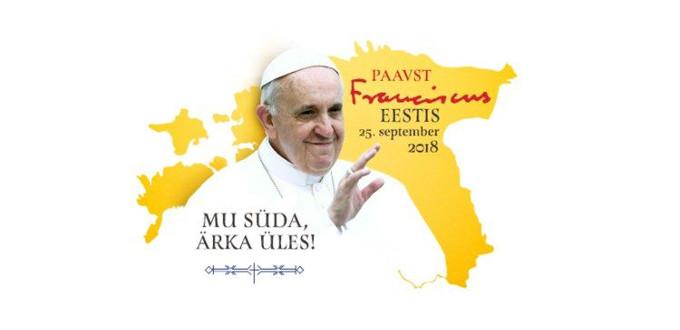 El Papa visitará los Países Bálticos en septiembre