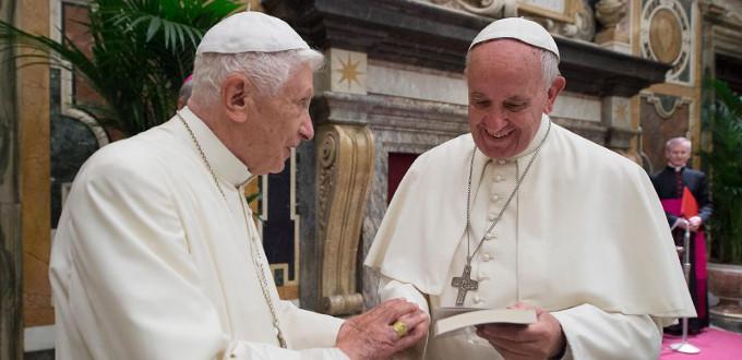 Texto completo de la carta de Benedicto XVI a Mons. Vigano sobre una obra acerca de Francisco que no ha leído