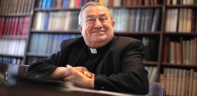 Murió el cardenal Karl Lehmann