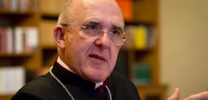 El cardenal Osoro reorganiza la curia de la archidiócesis de Madrid y crea la Pastoral de Santidad