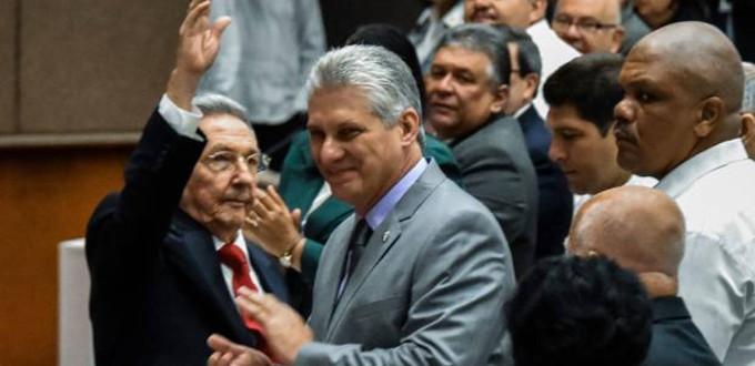 La dictadura comunista castrista seguirá tiranizando Cuba con Miguel Díaz-Canel como presidente