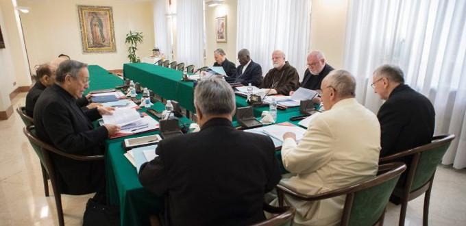 XXIV reunión de los cardenales del G9 con el Papa para tratar la reforma de la Curia