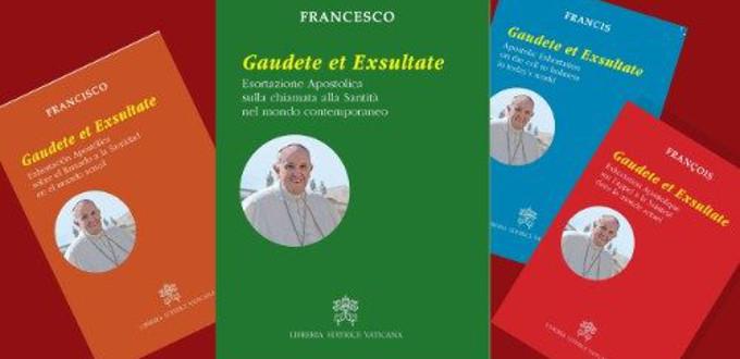 Se publica la exhortación apostólica «Gaudete et exsultate»