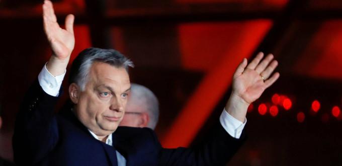 Viktor Orbán logra una contundente victoria en las eleciones de Hungría