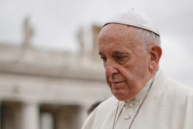 El Papa reconoce haber cometido «graves equivocaciones» y pide a los obispos chilenos ayuda para tomar medidas