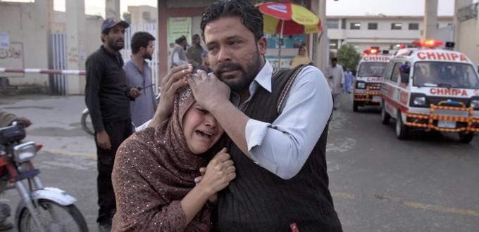 Pakistán: dos cristianos mueren asesinados en un atentado terrorista