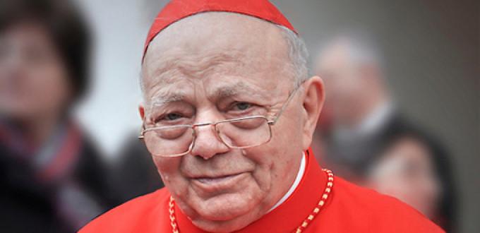 El cardenal Sgreccia condena el estatalismo dictatorial que se muestra en el caso de Alfie Evans