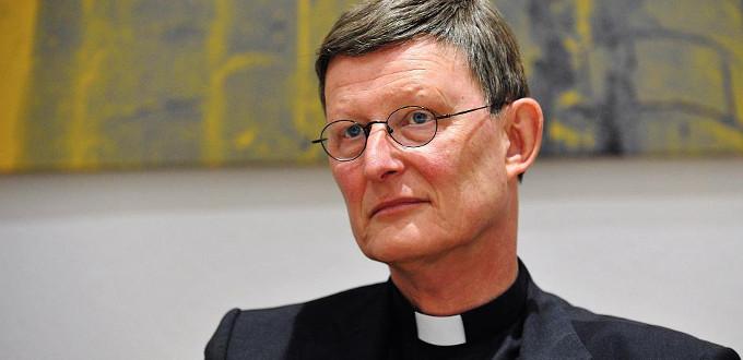El cardenal Woelki se mantiene firme en su oposición a la intercomunión con protestantes