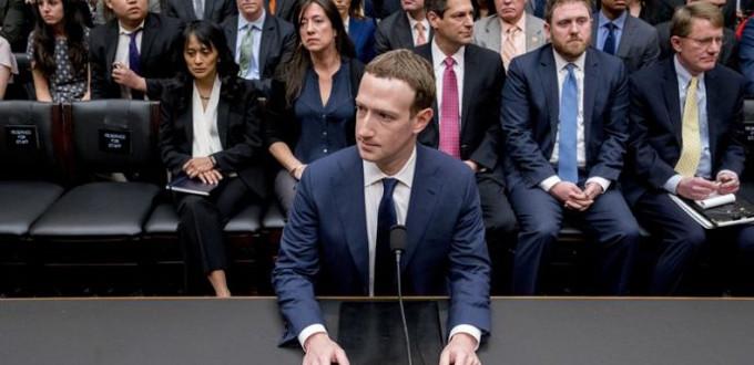 Zuckerberg pide perdón por su censura a páginas cristianas Zuckfaceb